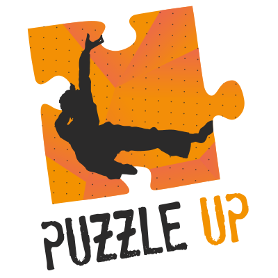 puzzle up logo user